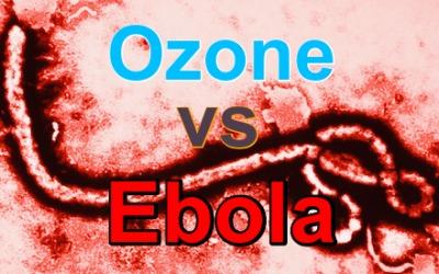 DOES OZONE KILL EBOLA?