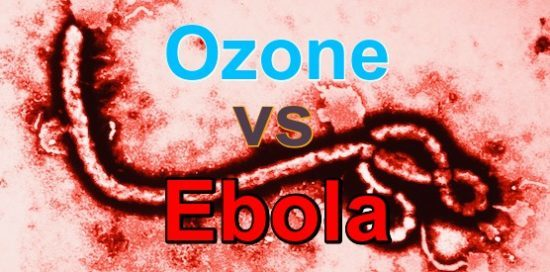 ozone vs ebola