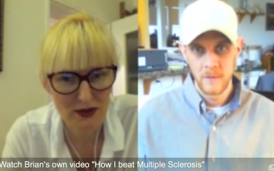OZONE and MULTIPLE SCLEROSIS – Brian's Story [Transcript and Video]