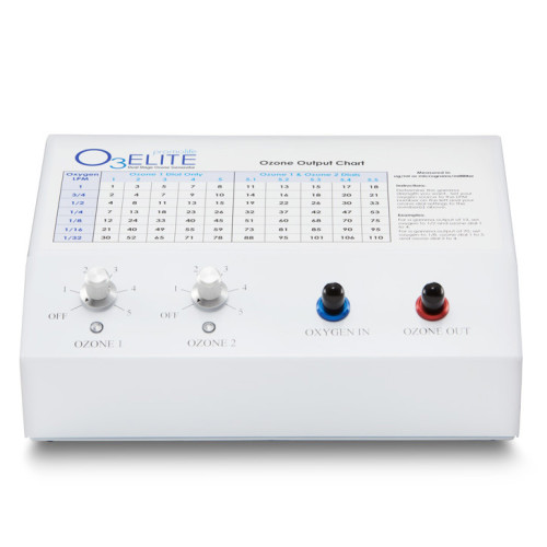 dual cell ozone generator promolife