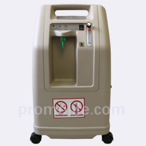 DeVilbiss low flow oxygen concentrator