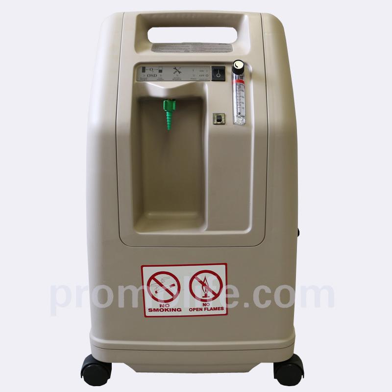 DeVilbiss low flow oxygen concentrator