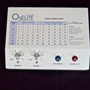 O3Elite Dual Stage best ozone generator for ozone therapy at home