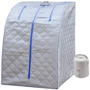 Durherm portable steam sauna