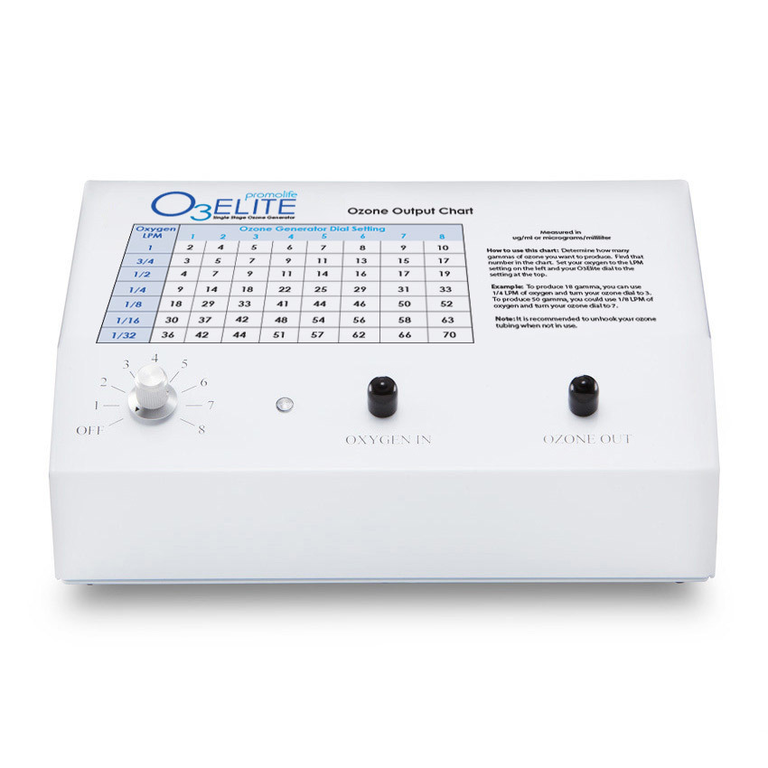 Promolife O3Elite Single stage ozone generator