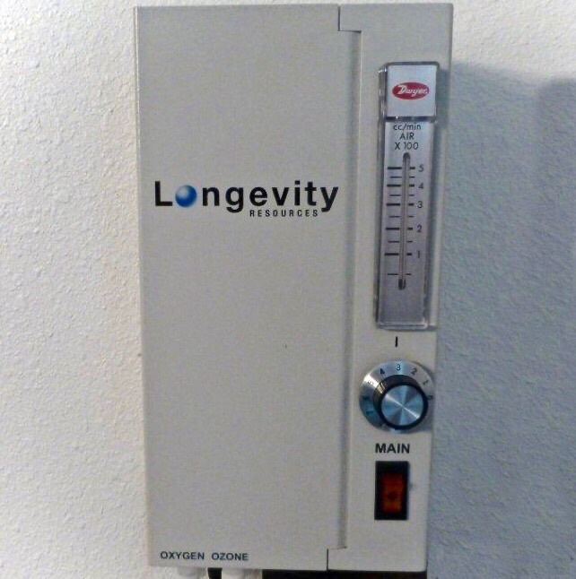Longevity Resources EXT120 ozone generator