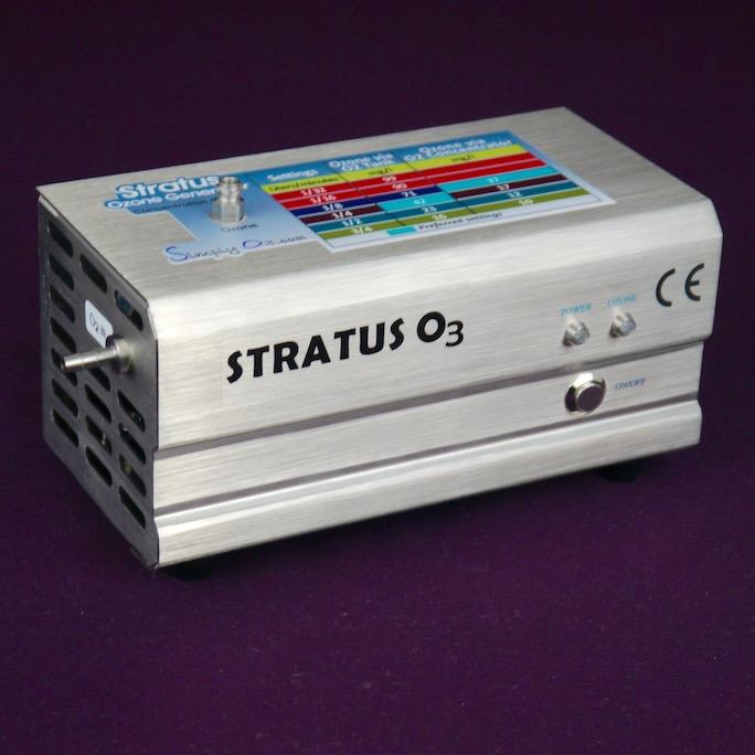 Stratus 2.0 ozone generator