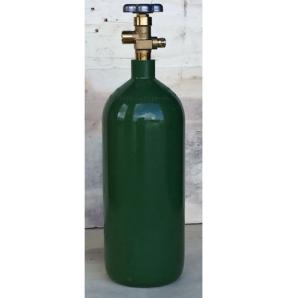 Industrial oxygen tank CGA 540