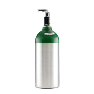 Promolife medical oxygen tank CGA 870