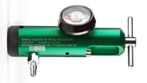 cga 870 regulator for oxygen tank for ozone therapy