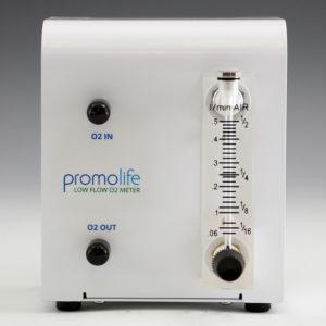promolife external low flow meter