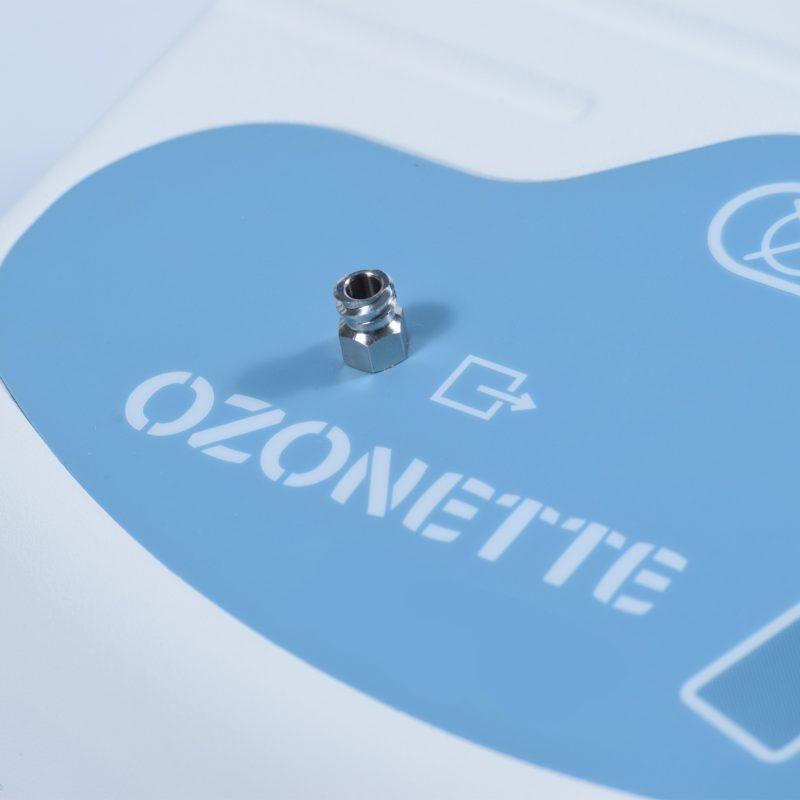 SimplyO3 Ozonette luer lock closeup