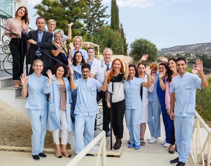 Ozone Therapy in Cyprus