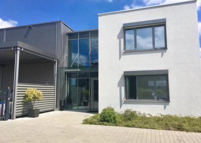 Herrmann outside entrance