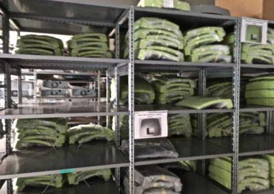 green machine covers