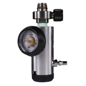 O2Ready Oxygen Regulator for pre filled oxygen tanks for ozone therapy