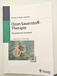 "Renate Viebahn ""Ozon-Sauerstoff Therapie"""
