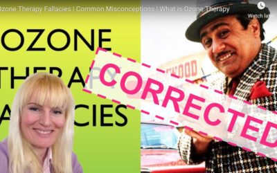 """""""Ozone Therapy Fallacies"""" Video by Drs Ozone DEBUNKED"""