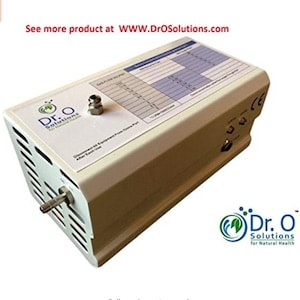 best ozone generator to ozonate water dr. o -min