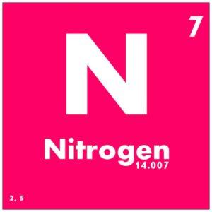 nitrogen pink label