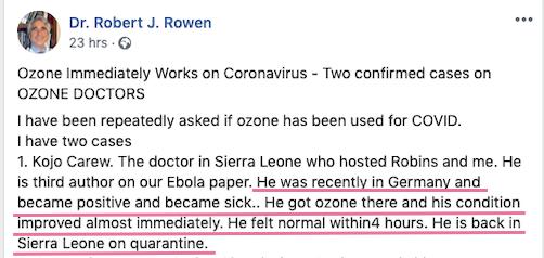 Dr. Carew original