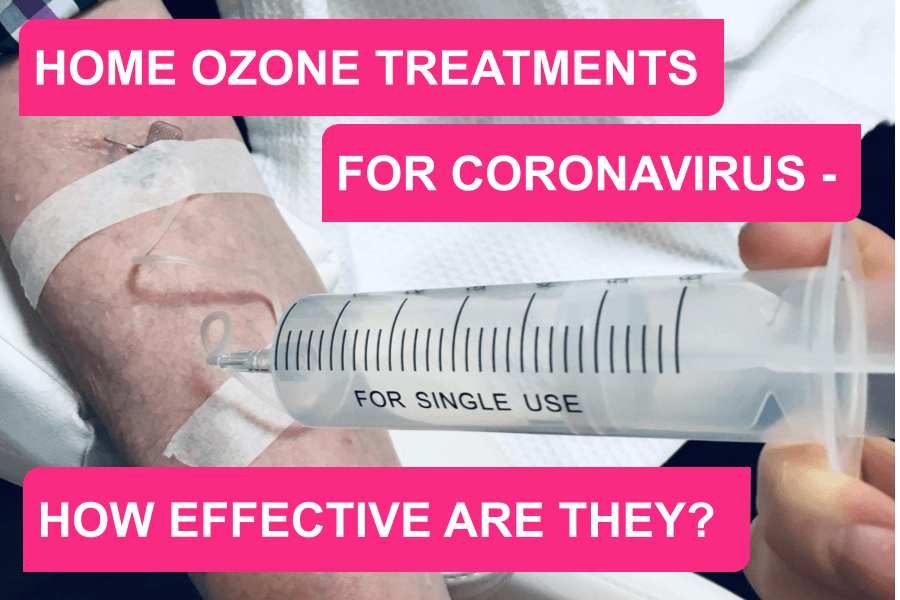 Home Ozone Treatments for the Coronavirus Infection – How Effective Are They?