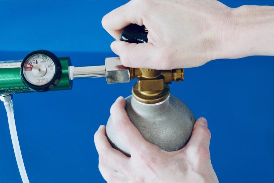 8 open valve original
