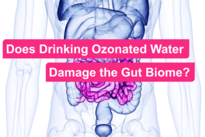 does drinking ozonated water damage the gut biome thumb