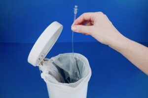 21-dispose-of-catheter