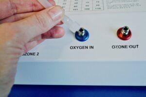 Promolife dual oxygen in luer lock