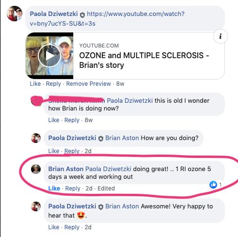 brian aston update