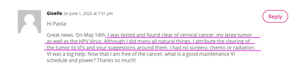 cancer HPV VI