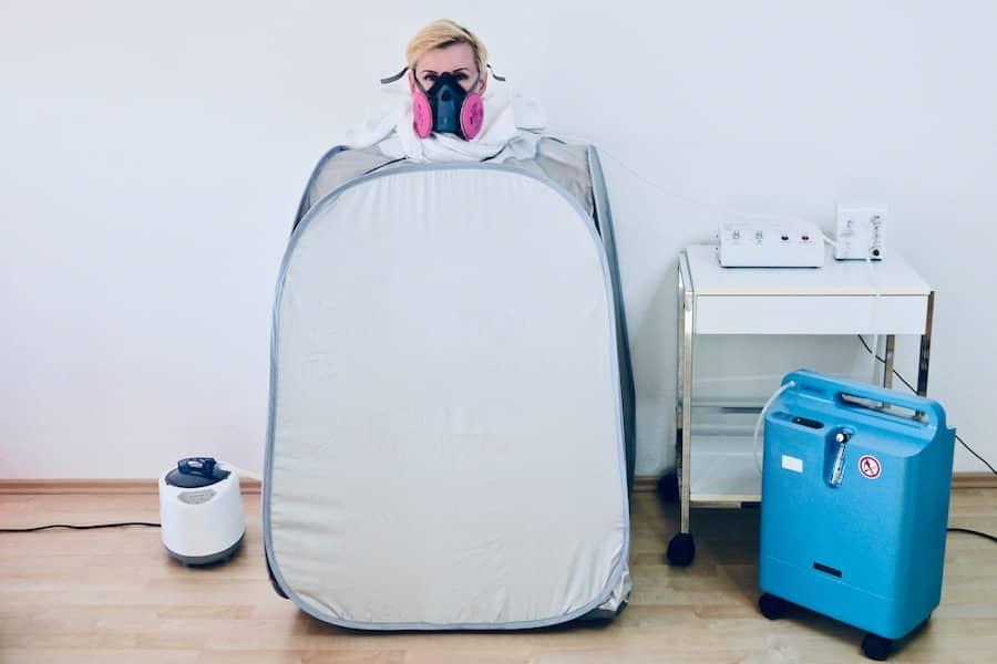 home ozone therapy - ozone sauna