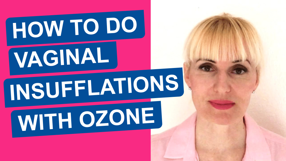 how to do vaginal ozone insufflations thumb