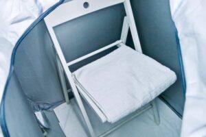 107 chair inside