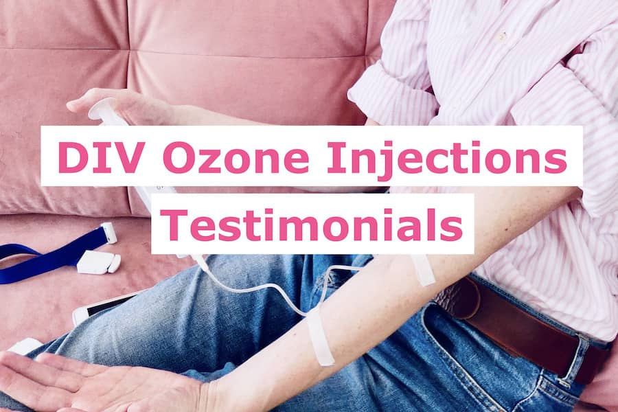 DIV ozone injections testimonials featured image M