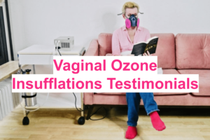 Vaginal ozone insufflation testimonials featured image