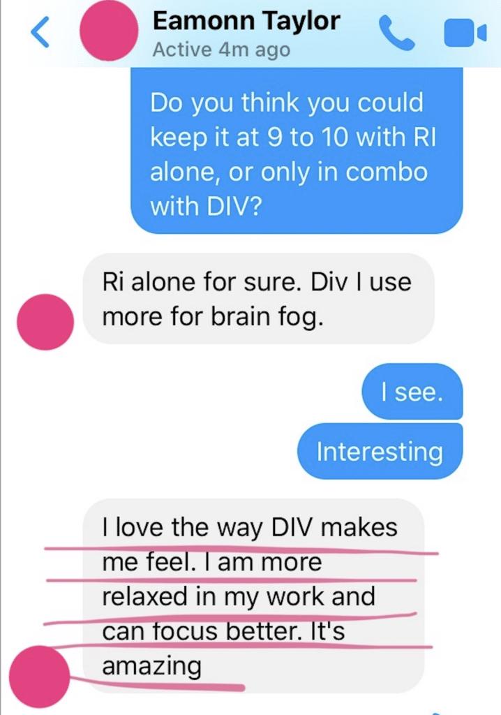 brain focus DIV