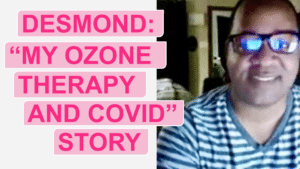 Desmond _ My Story about ozone therapy and Covid thumb
