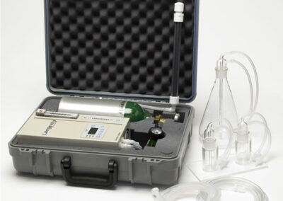 Longevity EXT120 ozone generator with case