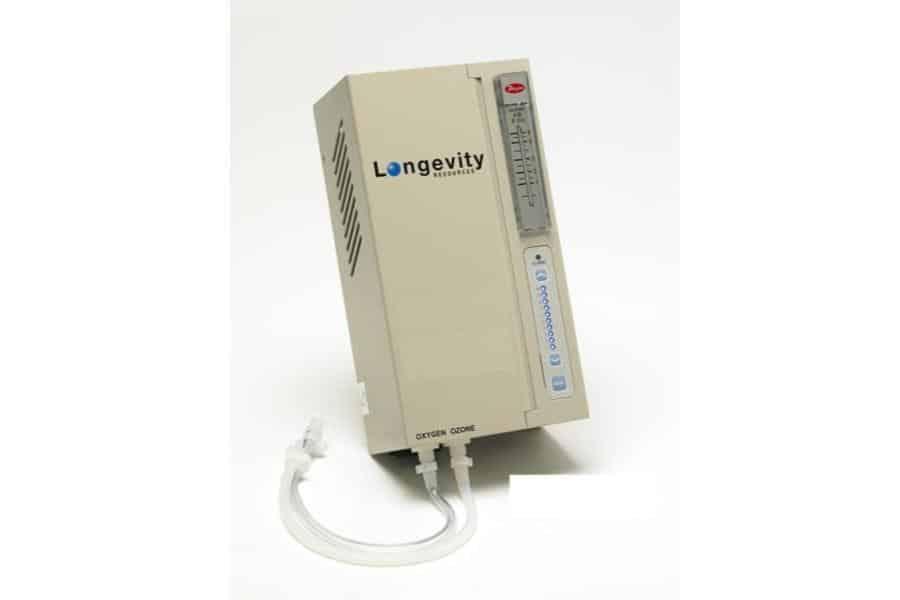 Longevity EXT120 ozone generator for ozone therapy