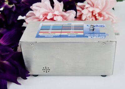 SimplyO3 Stratus 2 ozone generator back
