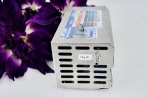 SimplyO3 Stratus 2 ozone generator side 2